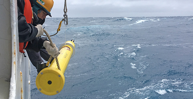 New $53 million grant to create a world-wide fleet of robotic floats to monitor ocean health