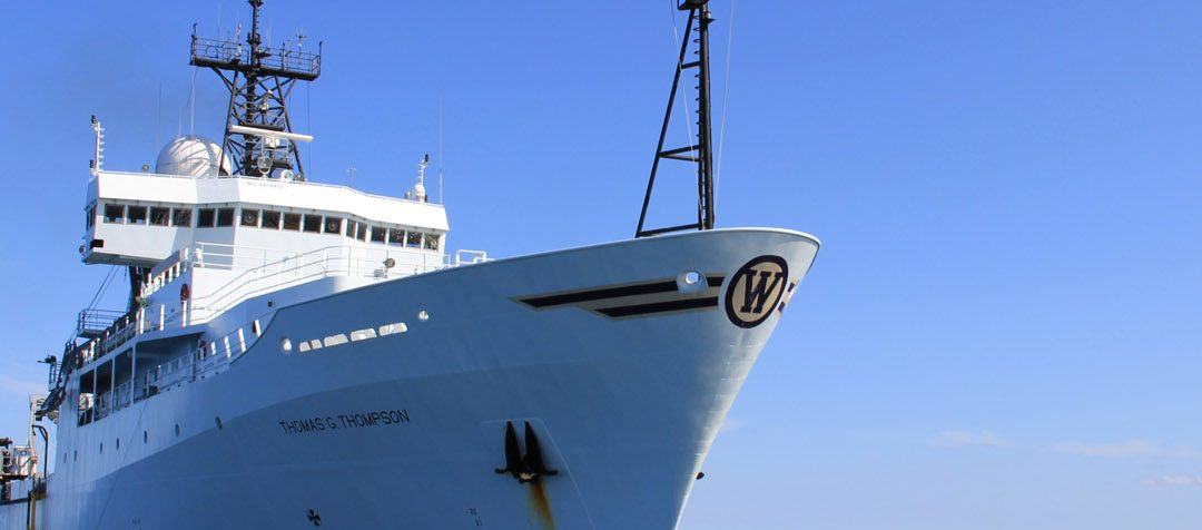 2021 North Atlantic – R/V Thompson, US GO-SHIP A20/A22, Woods Hole to Woods Hole